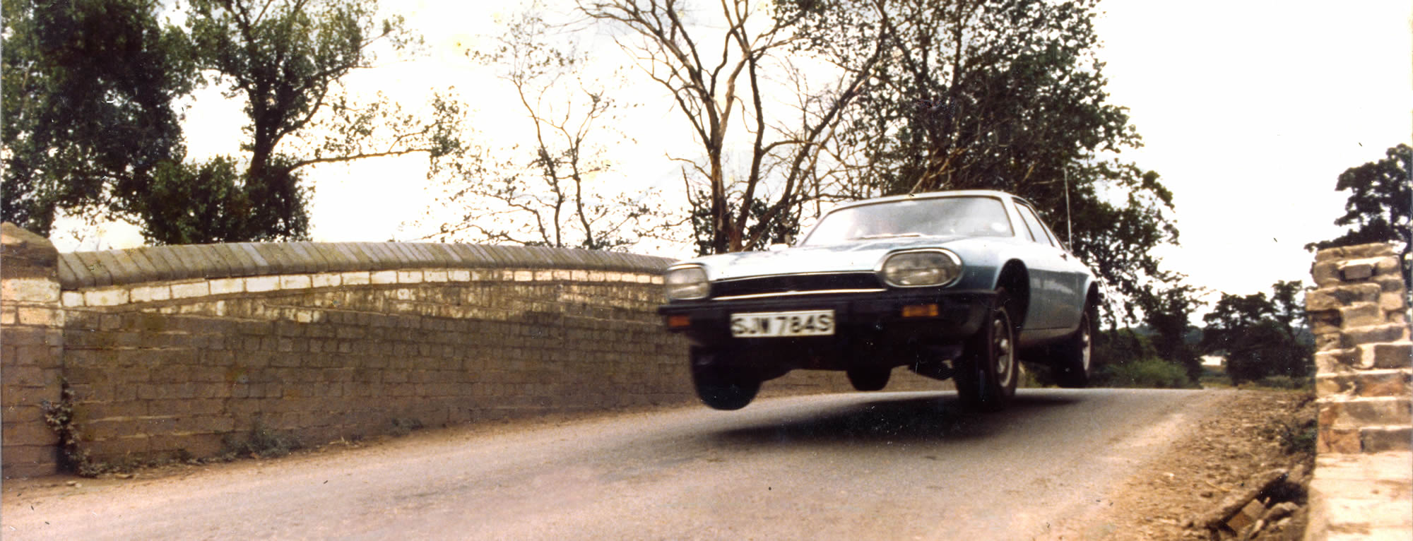 Leaping XJ-S 1978